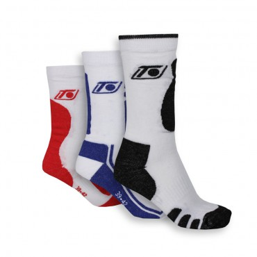 Crew Performance Socks Pack of 3 - Mix