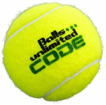 Balls Unlimited Code Green 60-Balls Bag + Ballbucket – Bild 2