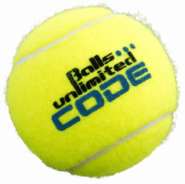 Balls Unlimited Code Blue 60-Balls Bag + Ballbucket – Bild 2