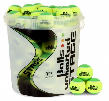 Balls Unlimited Stage 1 60-Balls Bag + Ball Bucket – Bild 1