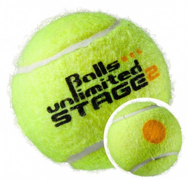 Balls Unlimited Stage 2 Tournament Pack of 60 + Ball Bucket – Bild 2