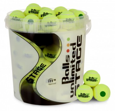 Balls Unlimited Stage 1 Tournament - Pack of 60 + Ball Bucket – Bild 1