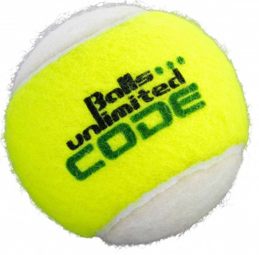 Balls Unlimited Code Green White 60-Balls Bag + Ballbucket – Bild 2